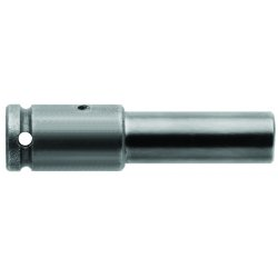 "Cooper Tools / Apex - 825 - 825 Bit Holder 1/4"" Hex Female 1"" Long Apex"