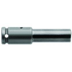 "Cooper Tools / Apex - 835 - 835 Bit Holder 3/8"" Fem Square Drive, 1-1/2""long"