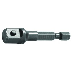 "Cooper Tools / Apex - EX-370-B-8 - Hex Extension 8"" Pin Lock 1/4"" Hx Apex"