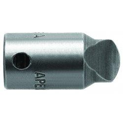Cooper Tools / Apex - HTS-3 - 1/4''Drive Hi-Torque #3 Square Drive Insert Bit