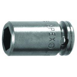 Apex Tool - M-3112 - Cooper Power Tools 06565 3/8' X 3/8' Standard Square Drive Socket