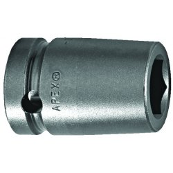 Cooper Tools / Apex - M-5116 - 06818 SCKT 1/2FMALE SQ (Each)