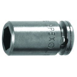 "Cooper Tools / Apex - M3P12 - 3/8 Dr. Standard Sockets (Each)"""