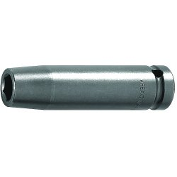 Cooper Tools / Apex - MB-15MM25 - 1/2 Dr. Deep Sockets (Each)""