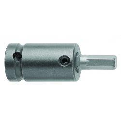 Apex Tool - 071-SZ-3-7-10MM - 12755 Bit 3/8 Sq Drv Se, Ea