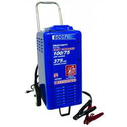 Associated Equipment - 6001A - Manual Heavy Duty Wheel Charger w/Timer 6/12V