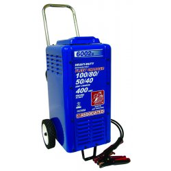 Associated Equipment - 6002B - Fast Charger 90/80/45ampwheels 440a, Ea