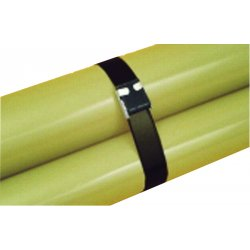"Band-IT - AE4359 - 47435 5/8"" Roll Eva Coated Band Ss, Ea"