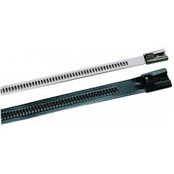 "Band-IT - AE6019 - 48601 .276""x6"" Type 316ss Multi-lok Ties, Ea"