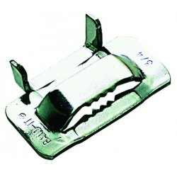 "Band-IT - C45299 - 1/4"" 316ss Band-it Buckle, Ea"