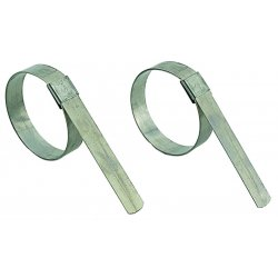 Band-IT - CP2499 - 36024 6x5/8 Center Punchclamp Galvanized, Ea