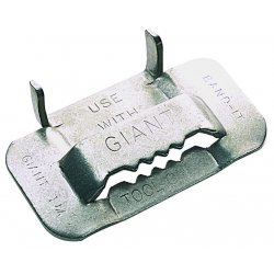 "Band-IT - G44099 - 3/4"" 201ss Giant Buckleedp#17440, Ea"