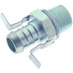 "Band-IT - H12289 - 18122 1/2""idx1/2""npt Tri-lokt Hose Nipple, Ea"