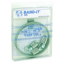 Band-IT - M21899 - 23218 Clamp-pak - Carded, Ea