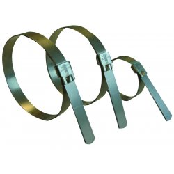 Band-IT - UL2119 - Ultra-lok Preformed Clamp 3""