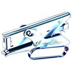 """Arrow Fastener - P22 - 6-3/4"""" Heavy Duty Plier Stapler, Chrome"""