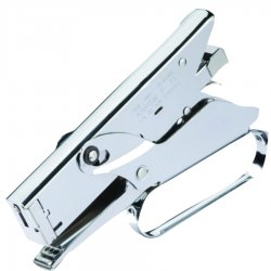 Arrow Fastener - P35 - 6-3/4 Heavy Duty Plier Stapler, Chrome