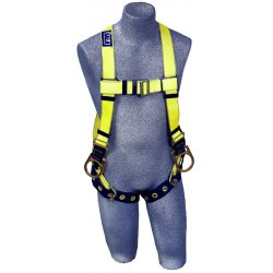 DBI / Sala - 1102008 - Universal Construction, General Industry Full Body Harness, 6000 lb. Tensile Strength, 420 lb. Weigh