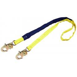 DBI / Sala - 1244006 - Lanyard, 1 Leg, Polyester, Yellow