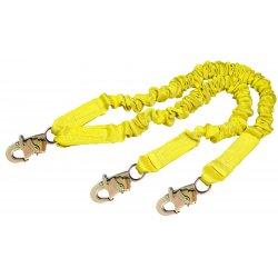 DBI / Sala - 1244406 - Lanyard, 2 Leg, Polyester, Yellow