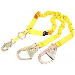 DBI / Sala - 1244456 - Shockwave 2 100% Tie-offw Flat Steel Hooks At L