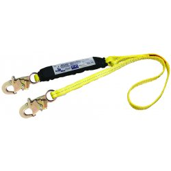 DBI / Sala - 1245006 - Force2 Shock Absorbing Lanyards (Each)