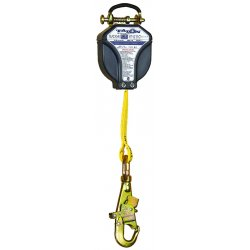 DBI / Sala - 3101001 - 8 ft. Self-Retracting Lifeline with 310 lb. Weight Capacity, Blue