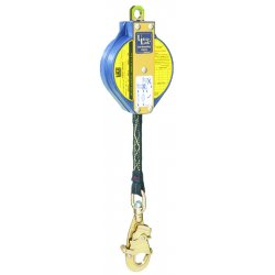 DBI / Sala - 3103275 - 20 ft. Self-Retracting Lifeline with 310 lb. Weight Capacity, Blue