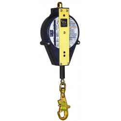 DBI / Sala - 3504433 - 20 ft. Self-Retracting Lifeline with 310 lb. Weight Capacity, Blue