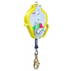 DBI / Sala - 3504450 - 50 ft. Self-Retracting Lifeline with 310 lb. Weight Capacity, Blue
