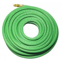 Best Welds - 1/4X1-GRN-25-ARGON - Bw 1/4 X 25-igf Single Green Hose