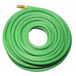 Best Welds - 3/16X1-GRN - Bw 3/16 Green Single Hose Gr R (700 Ft/rl)