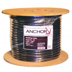 Anchor Brand - 4-500 - Dwos Anchor 4-500 Welding Cable