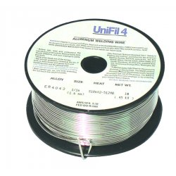 Anchor Brand - 4043-035X1 - Aluminum Cut Lengths and Spooled Wires (Each)