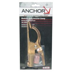 Anchor Brand - AB-500L - Ground Clamps (Each)