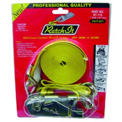 "Anchor Brand - RT-115 - Anchor Rt-115 1""x15' Ratch-it"