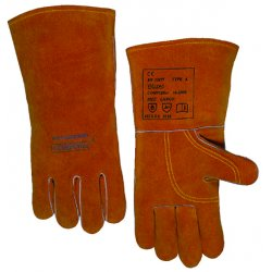 Anchor Brand - 10-2000-S - Quality Welding Gloves - COMFOflex Lining (Pack of 2)