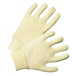 Anchor Brand - 1260 - Premium Reversible Natural Jersey Gloves (Pack of 12)