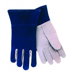 Anchor Brand - 170TIG-M - TIG/MIG Welding Gloves - Unlined (Pack of 2)