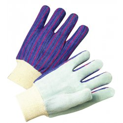 Anchor Brand - 2010 - 2000 Series Leather Palm Gloves, 2010 (Pack of 12)