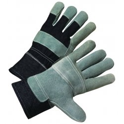 Anchor Brand - 2020 - 2000 Series Leather Palm Gloves, 2020 (Pack of 12)
