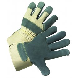 Anchor Brand - 2400-L - Premium Leather Palm Gloves (Pack of 12)