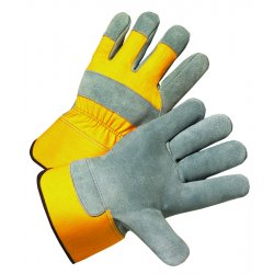 Anchor Brand - 2401-S - Premium Leather Palm Gloves (Pack of 12)