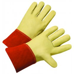 Anchor Brand - 3005-S - TIG/MIG Welding Gloves - Full Cotton Sock Lining (Pack of 12)