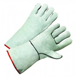 Anchor Brand - 3010 - Leather Welder's Gloves (Pack of 12)