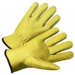 Anchor Brand - 4800M - Anchor 7007m Premium Pigskin Drivers Glove