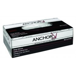 Anchor Brand - 5700-XL - Industrial Grade Vinyl Disposable Gloves (Pack of 100)