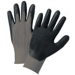 Anchor Brand - 6020-XS - Anchor 6020xs Grey Nylonknit Dk Grey Foam Palm