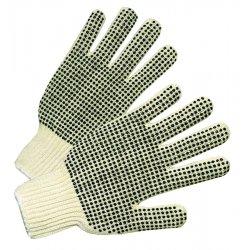 Anchor Brand - 6705-S - PVC Dot String Knit Gloves (Pack of 12)