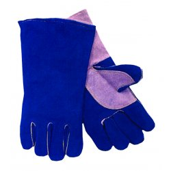 Anchor Brand - 700GC-L - Quality Welding Gloves - COMFOflex Lining (Pack of 1)
